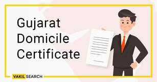 Gujarat Domicile Certificate