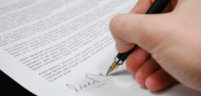 Succession Certificate / Legal Heir Certificate Image